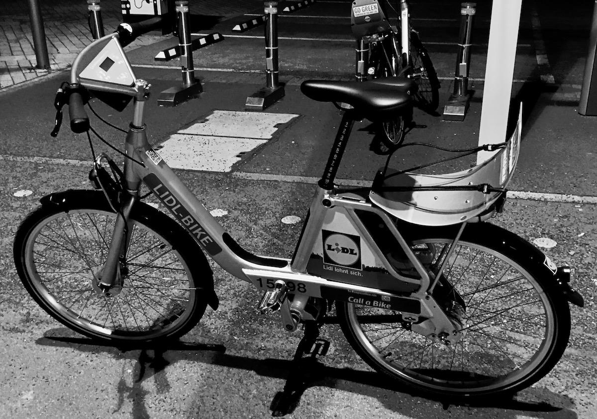 Ein Lidl-Bike