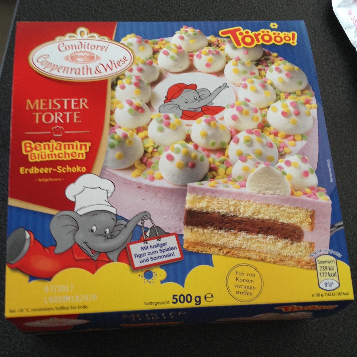 Benjamin Blümchen-Torte