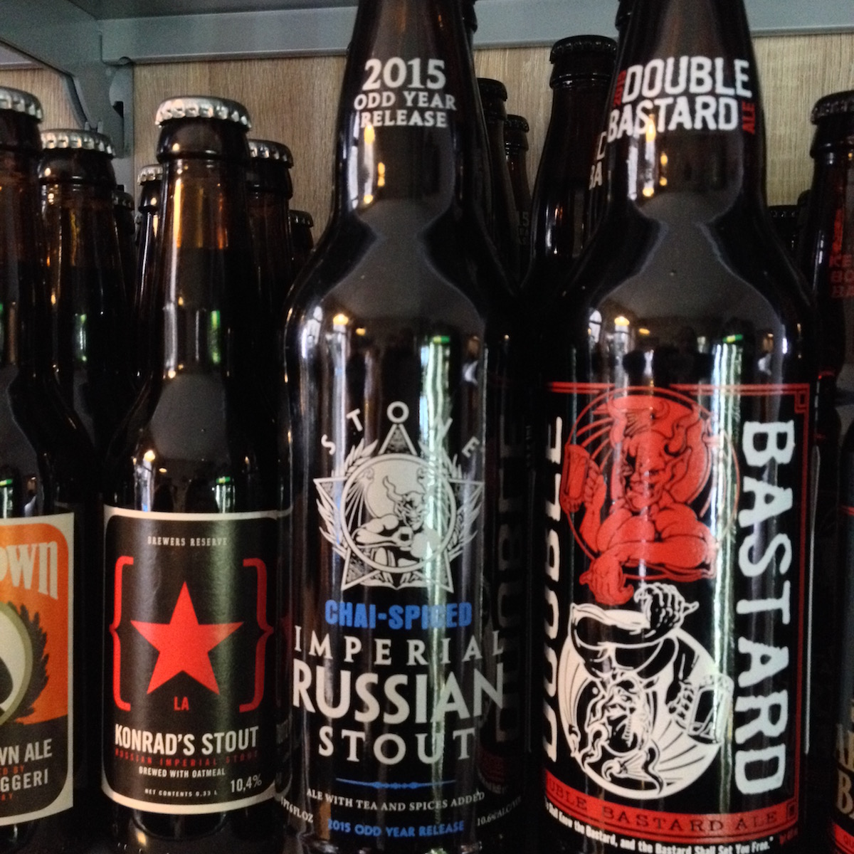 CHAI-SPICED Imperial Russian Stout