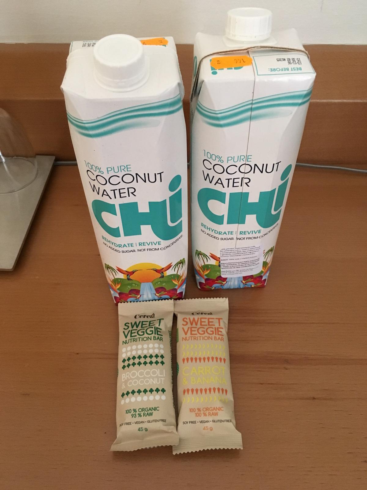 Chi Kokosnusswasser