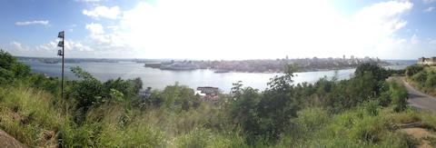 Panorama von Havanna