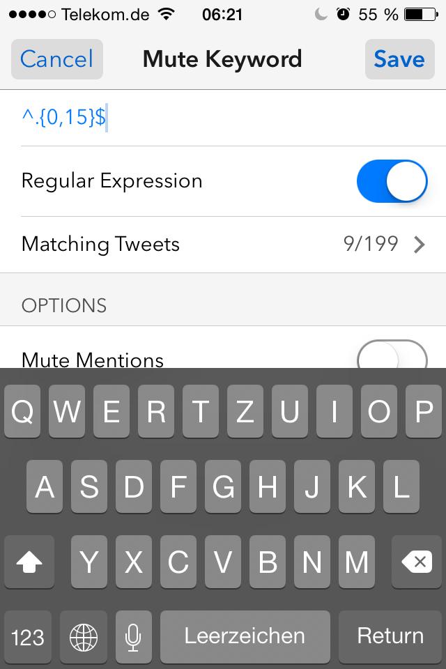 Regular Expression