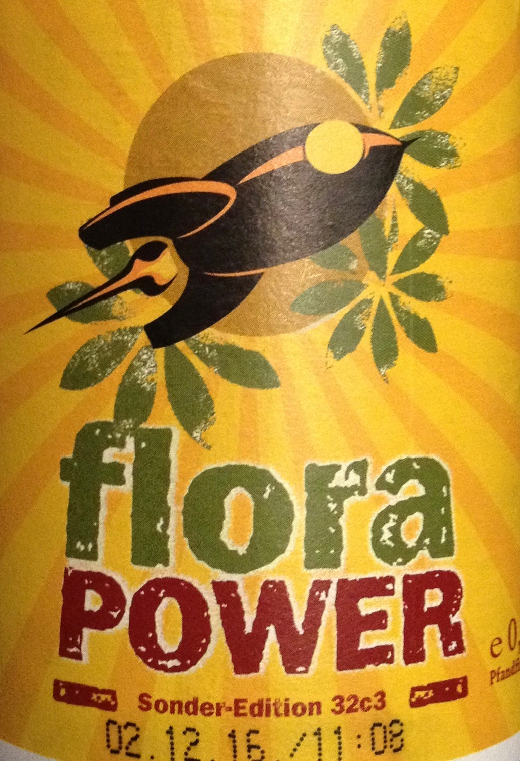 Flora Power Mate Special-Edition