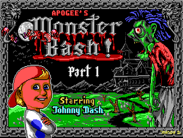 Monster Bash Intro