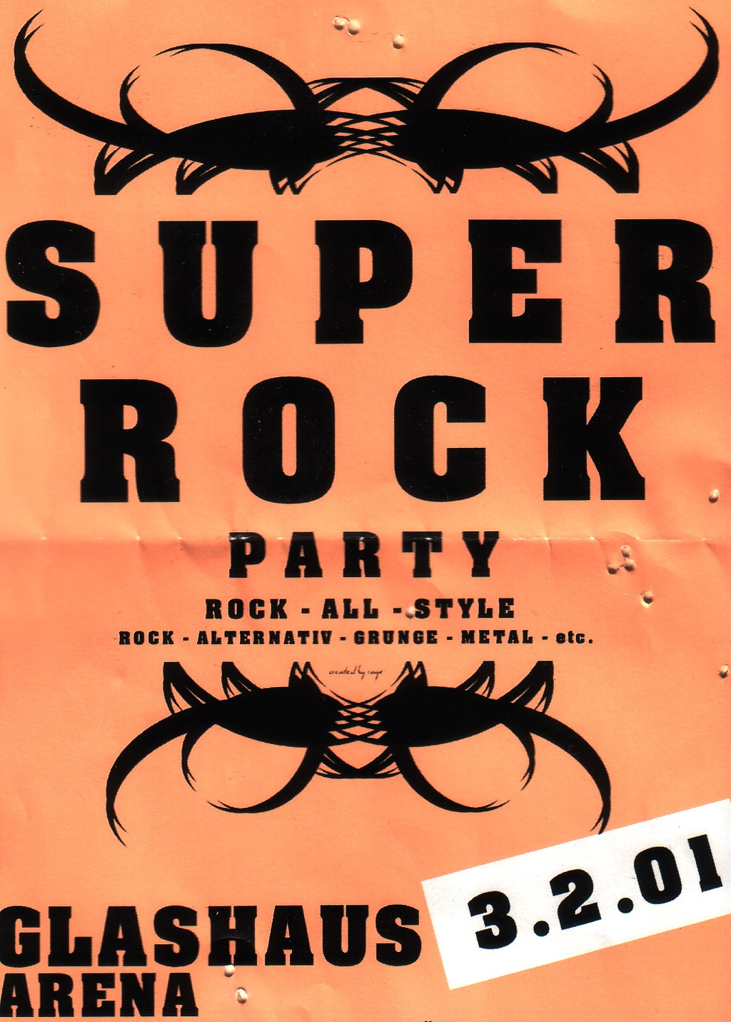 Superrock-Party